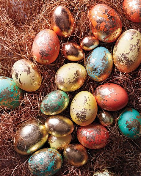 Decorating Easter Eggs  Martha Stewart