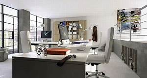 Working Inspiration: 9 Modern Home Office Designs