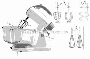 Sunbeam 2371 Parts List And Diagram   Ereplacementparts Com