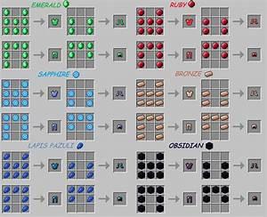 Minecraft Armor Crafting Ideas by painbooster2 on DeviantArt