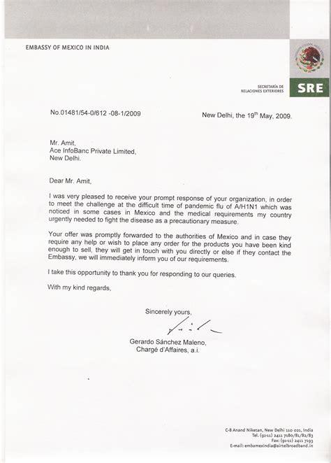 letter  sincere appreciation business