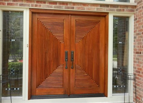 CHOOSING THE RIGHT FRONT DOOR! — Interior & Exterior Doors