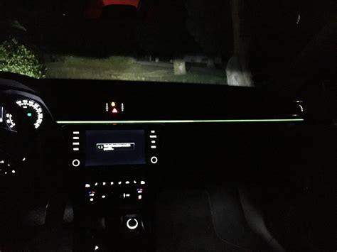xc90 beleuchtung mittelkonsole ambiente beleuchtung fehlerhaft