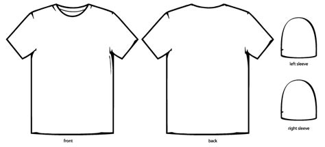 Free T-shirt Design Template, Download Free Clip Art, Free