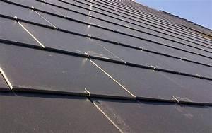 Demoussage Toiture Ardoise : r nover sa toiture en ardoise ~ Premium-room.com Idées de Décoration