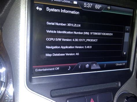latest ford sync  map update sd card ford truck