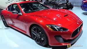Mc Automobile : 2017 maserati granturismo mc exterior and interior walkaround 2016 la auto show youtube ~ Gottalentnigeria.com Avis de Voitures