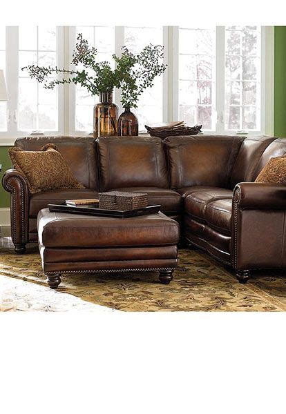 Leather Sofa Store by Demens Small Sectional Sofa In Leather Maladot