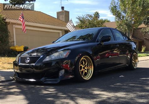 lexus  aodhan ds megan racing coilovers fitment industries