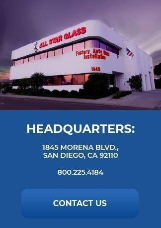 california auto glass company   years experience