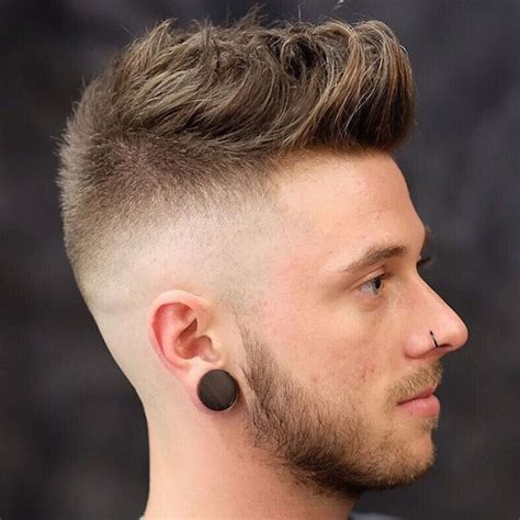 mens textured haircuts  guide