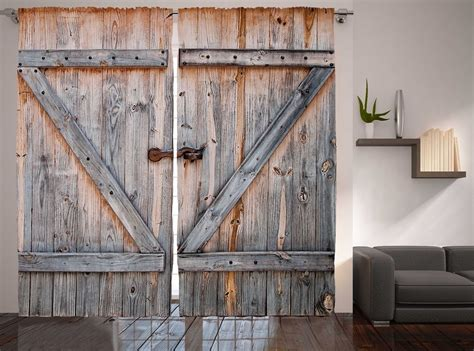 rustic decor collection wooden door american country style