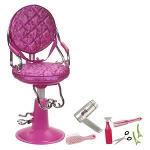 salon chair hot pink our generation target