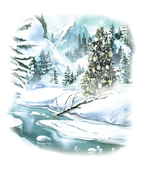 snowy religious christmas clipart clipground