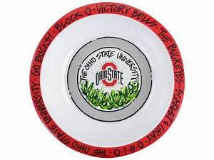 12inch melamine bowl novelties at ohiostatebuckeyescom With kitchen colors with white cabinets with what are the stickers on ohio state s helmets