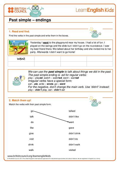 simple worksheets