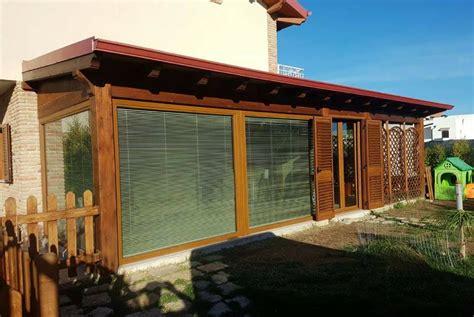 veranda in legno veranda in legno windor porte finestre e infissi