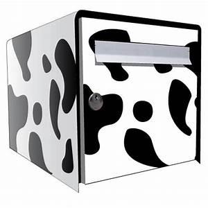 Stickers Boite Aux Lettres : stickers bo te aux lettres d co vache ~ Dailycaller-alerts.com Idées de Décoration