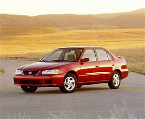 Toyota Corolla 2002 : used vehicle review toyota corolla 1998 2002 ~ Medecine-chirurgie-esthetiques.com Avis de Voitures