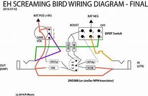 Solved  My Eh Screaming Bird Wiring Problem