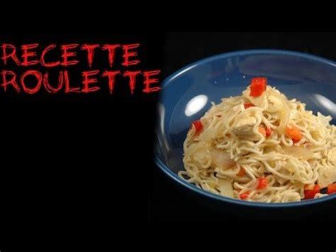 cuisiner les nouilles chinoises recette nouilles chinoises sautées au poulet