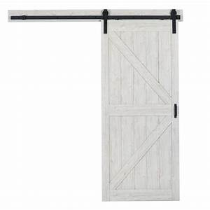 oak barn doors hardware compare prices at nextag With barn door hardware prices
