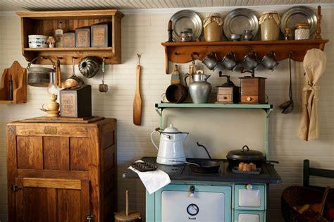 cuisine style retro la cuisine style cagne décors chaleureux vintage archzine fr