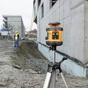 Niveau Laser Hilti : fl 190a niveau laser rotatif automatique geo fennel ~ Dallasstarsshop.com Idées de Décoration