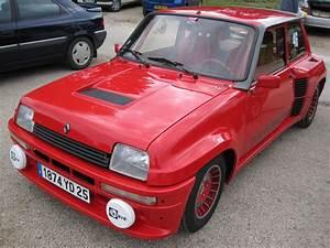 Renault 5 Turbo 2 A Restaurer : renault 5 turbo wikipedia ~ Gottalentnigeria.com Avis de Voitures