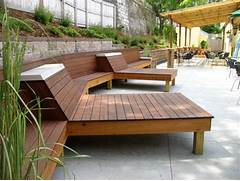 Outdoor Patio Furniture With Bench Seating by Patio Furniture Contemporary Patio Furniture And Outdoor Furniture Milw