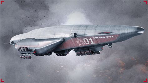 KPA Airship | Homefront Wiki | FANDOM powered by Wikia