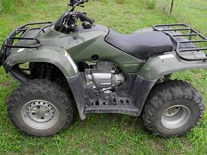 Honda Recon 250 Tear Down Pg 1