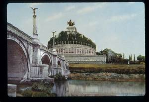 Imperial Rome: Reconstruction of the Mausoleum of Hadrian ...