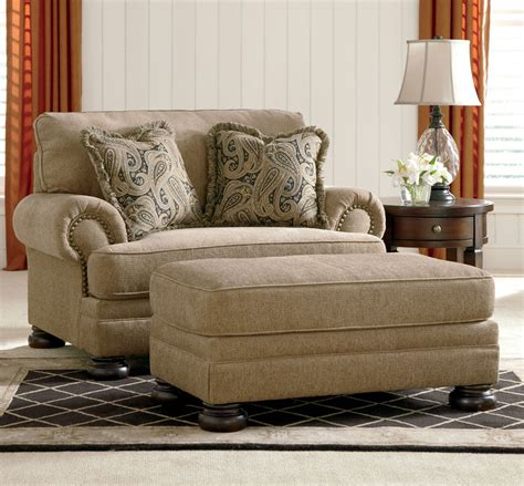 joyce traditional oversized chenille sofa set