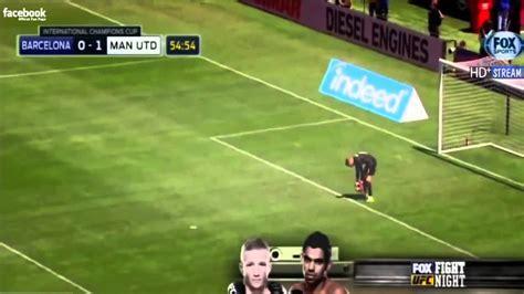 Barcelona vs Manchester United 1 - 3 Full Match ...
