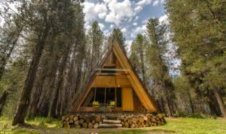 Stunning Space Frame Houses by The A Frame Cabin Your Small Space Tiny