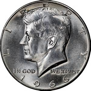 Silver Half Dollar Coin Values