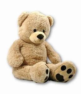 Teddybär Xxl Günstig : xxl teddyb r b r 1m riesen gro kuscheltier 100 cm teddy pl schtier ebay ~ Orissabook.com Haus und Dekorationen