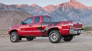 2012 Toyota Tacoma Trd T  X Baja Series Priced From  34 450