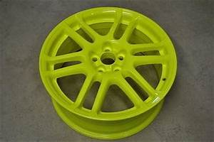 Neon Yellow Powder Coating Paint 5 LB Box – The Powder