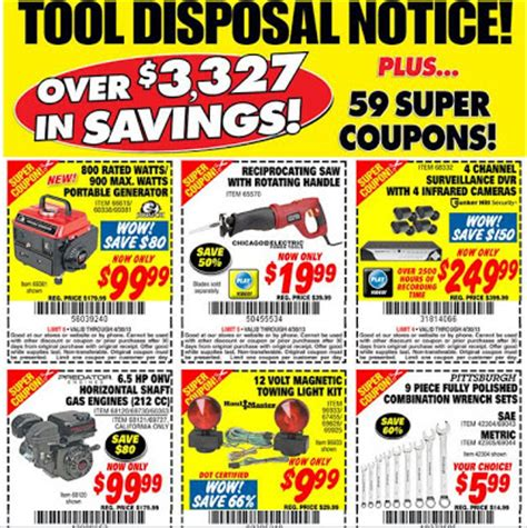 harbor freight heat l harbor freight printable coupons december 2014