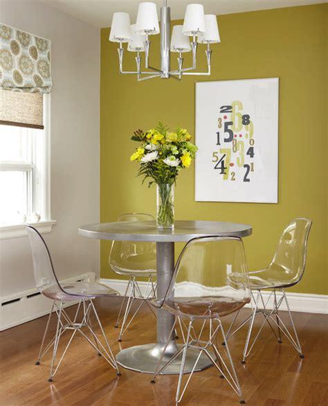 modern dining room ideas   metal dining table