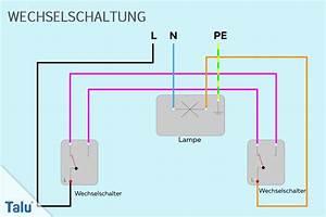 Fi Schalter Anklemmen : wechselschalter 1 2 forum ~ A.2002-acura-tl-radio.info Haus und Dekorationen