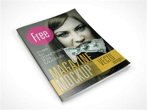 Magazine Mockup Magazine Cover Mockup Psd Www Imgkid The Image Kid