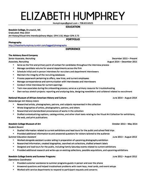 executive resume template   samples examples