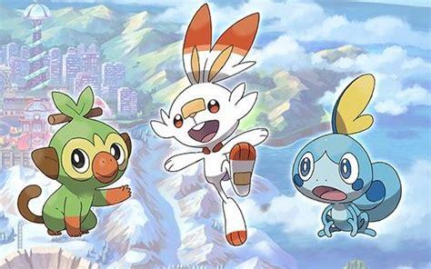 Pokémon Sword and Pokémon Shield announced for Switch with ...