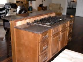kitchen island range island cooktop kitchen island cooktop picture