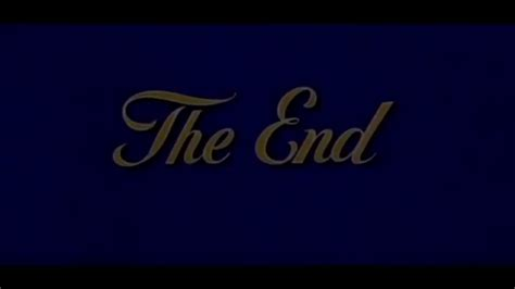 The End An M.g.m Tom And Jerry Cartoon (1957)