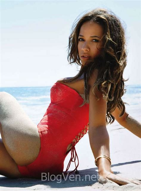 dania ramirez maxim august  najaam lee hq