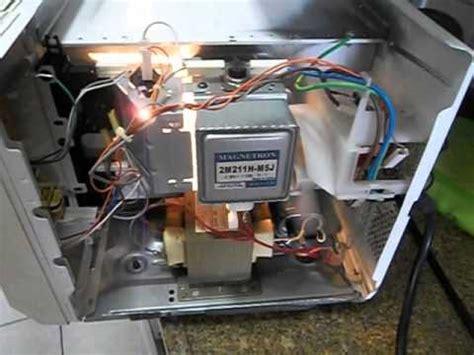 microondas defeito resolvido troca do capacitor parou de